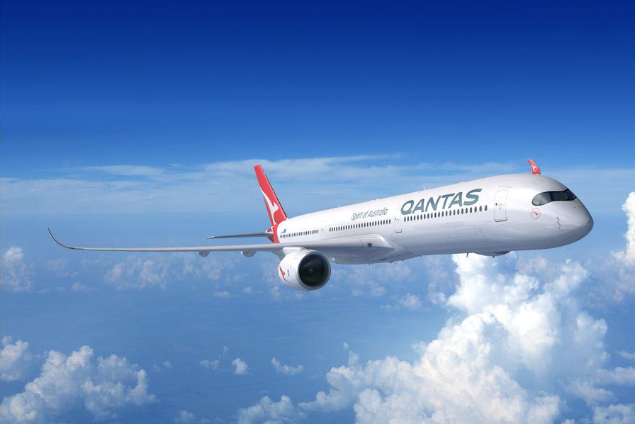 Qantas préfère Airbus à Boeing pour son projet de liaison record entre Sidney et Londres