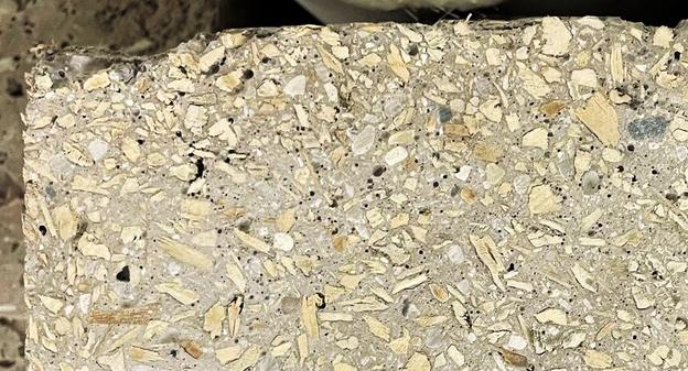 Vicat incorpore du bois dans un béton bas carbone