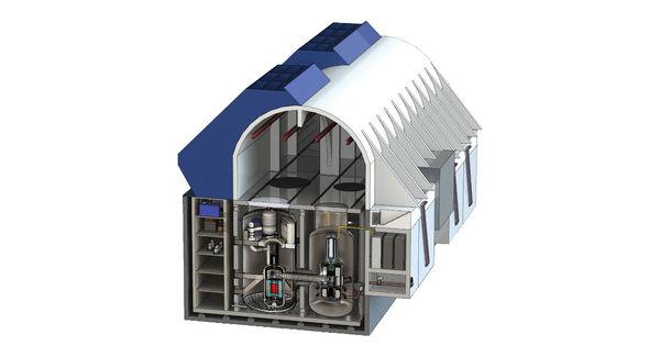 Framatome développe un mini-réacteur nucléaire américain