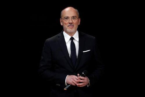 Le PDG Stéphane Richard proche d'un troisième bail — Orange