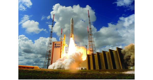 L'Europe spatiale perd la bataille des lancements