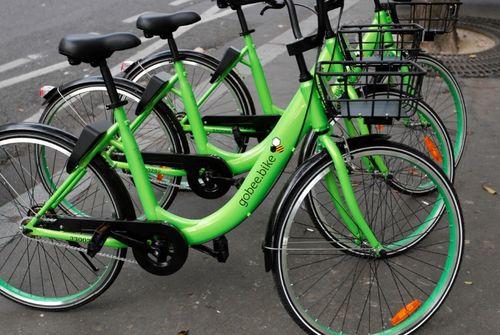 Nouveau revers pour les vélos Gobee.bike, qui quittent Paris — Marché