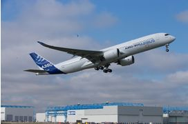 Best-of 2013 : l'envol de l'Airbus A350