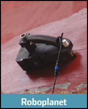 Roboplanet : inspecteur de la marine