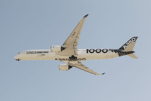 Philippine Airlines envisage l'acquisition d'Airbus A350-1000