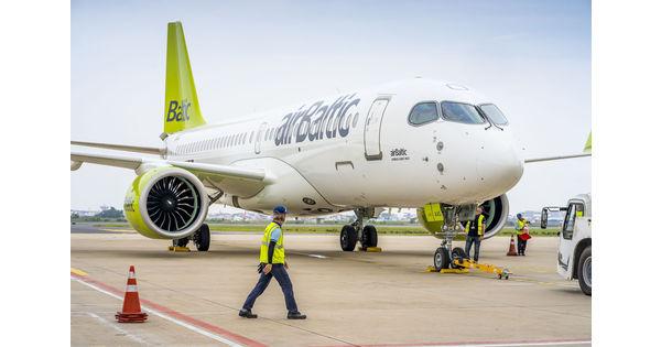 Un Airbus A220 atterrit en urgence à Bordeaux à cause d'un nouvel incident moteur - L'Usine Aéro