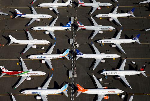 Boeing prévoit l'exploitation commerciale du 737 MAX en janvier
