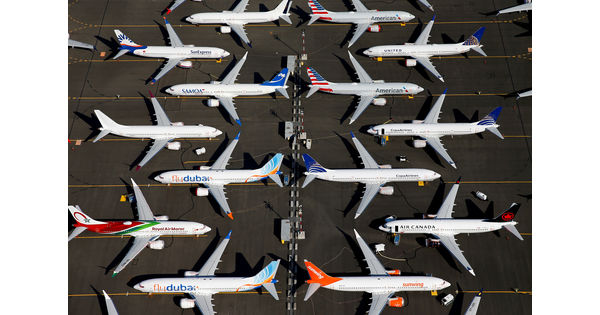Boeing veut faire revoler le 737 MAX dès janvier 2020