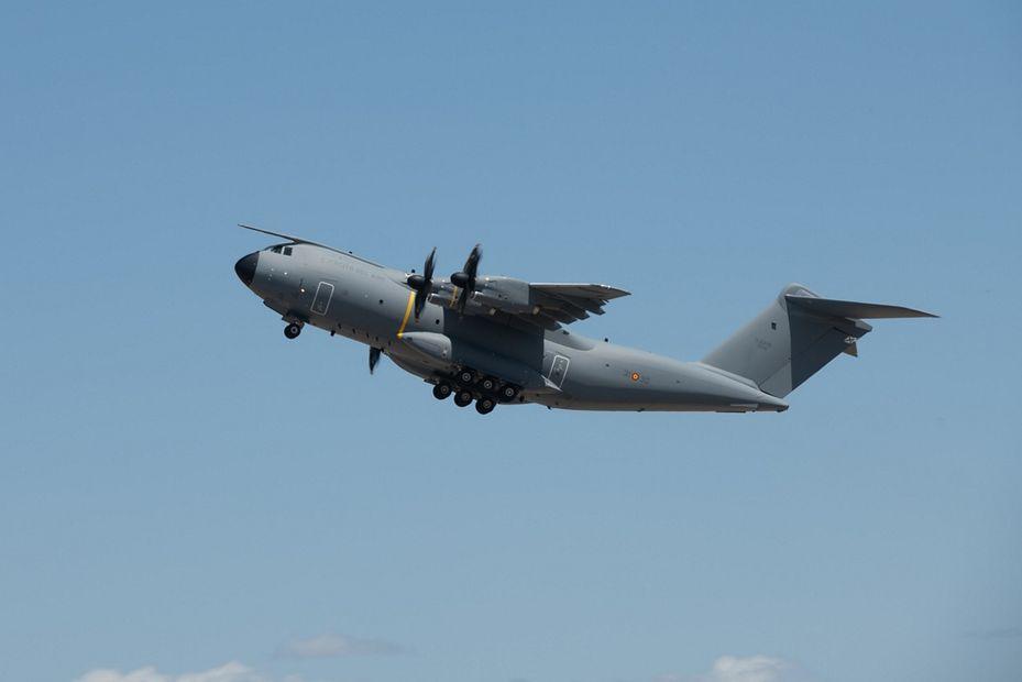 L'A400M, l'avion militaire couteau suisse d'Airbus, enregistre sa centième livraison 000964354_illustration_large