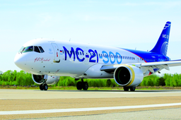 Le MC-21 propulse les Russes