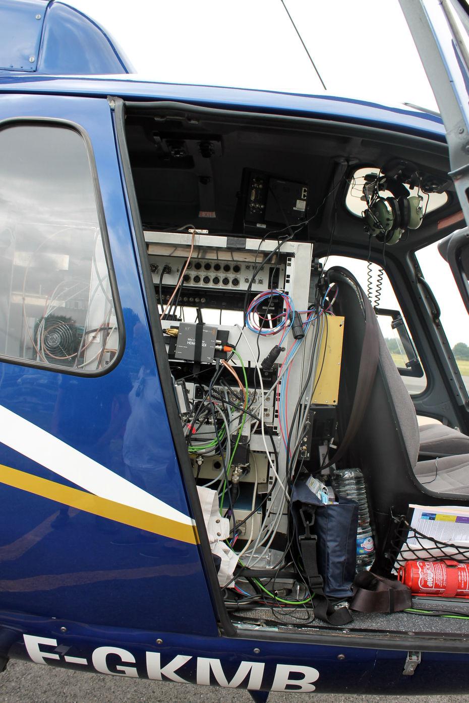 En coulisses] Hélicoptères de France, l\'entreprise derrière les ...