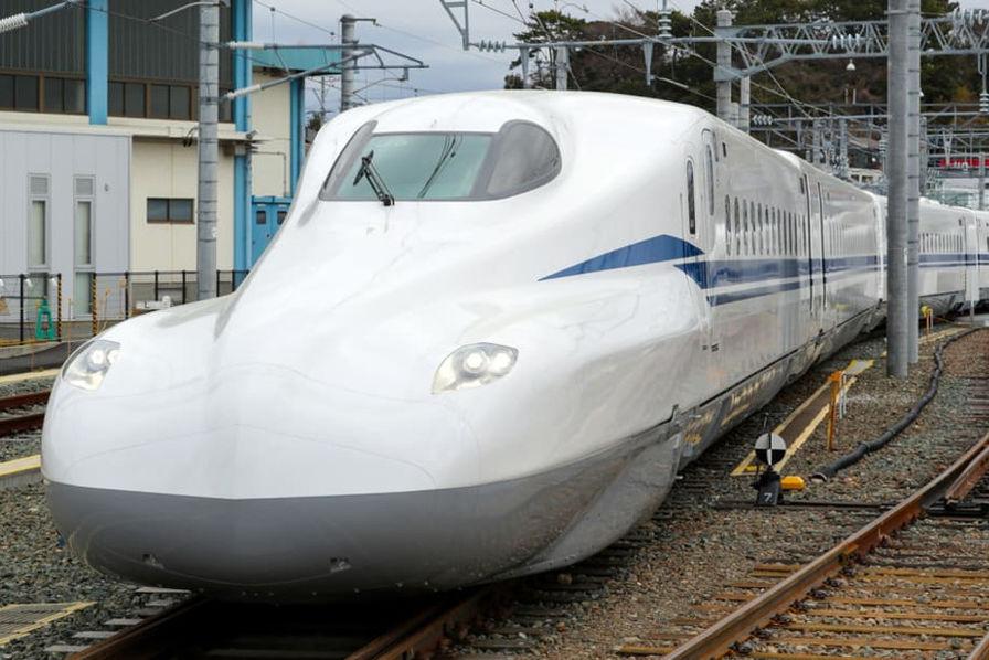 le japon d marre les tests du nouveau shinkansen pr vu pour les jo de 2020 transport logistique. Black Bedroom Furniture Sets. Home Design Ideas