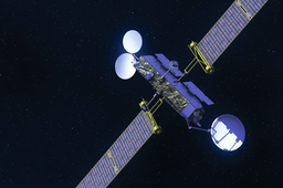 Le satellite flexible, l'arme de Thales Alenia Space