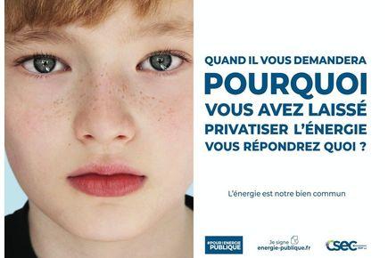 Pourquoi les salariés d'EDF lancent une campagne contre la privatisation du groupe