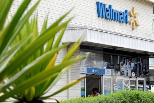 Met la main sur l'indien Flipkart — Wal-mart stores