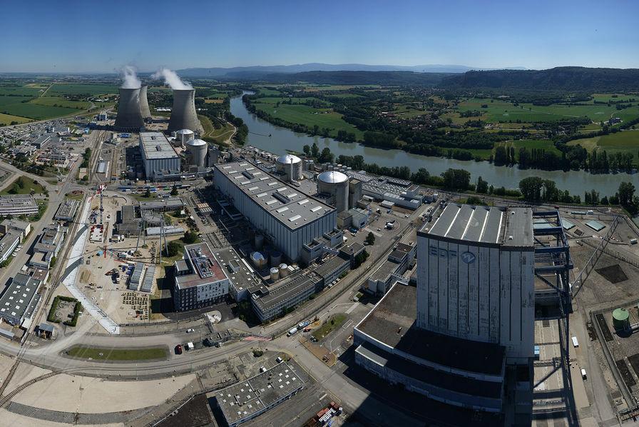 EDF arrête l'un des réacteurs de la centrale de Fessenheim — Canicule