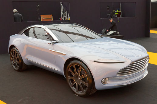 Aston Martin confirme la production dès la fin 2019 de son premier SUV