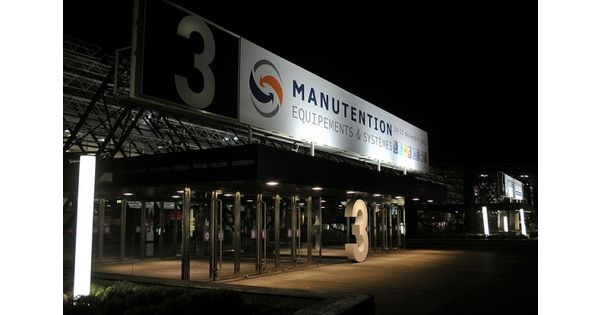 Le salon manutention profite d un secteur plut t dynamique for Salon logistique