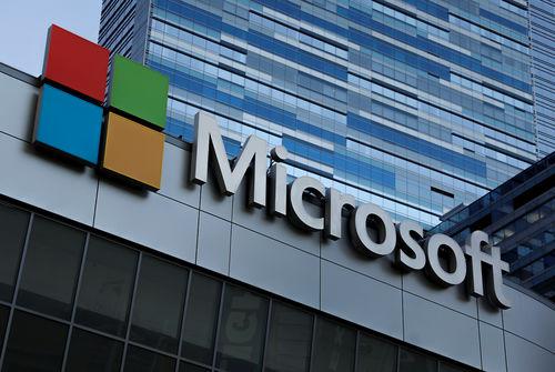 Microsoft confirme sa bonne santé au premier trimestre grâce au