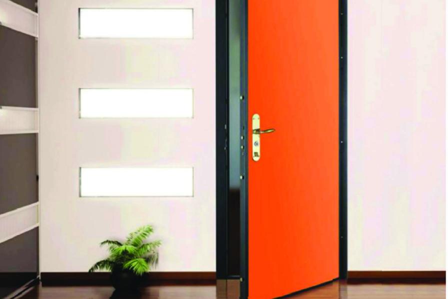 picard serrures met au point une porte blind e intelligente invent pr s de chez vous. Black Bedroom Furniture Sets. Home Design Ideas