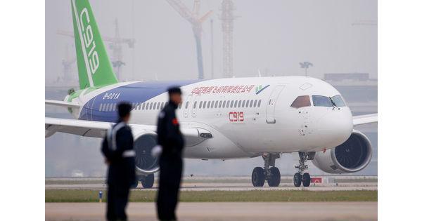 Les Etats-Unis envisageraient de bloquer les ventes de moteurs d'avions GE-Safran vers la Chine - L'Usine Aéro