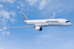 Air France - KLM commande 25 A350