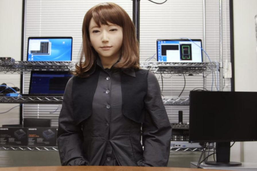 """Résultat de recherche d'images pour """"news, robots, Erica"""""""