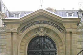 La Banque de France mise sur ses stocks d'or