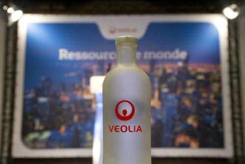 Veolia enregistre un bénéfice en hausse en 2017