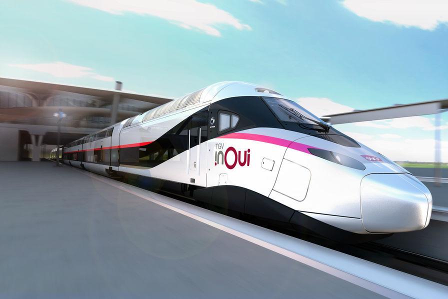 SNCF : à quoi va ressembler le TGV du futur ?
