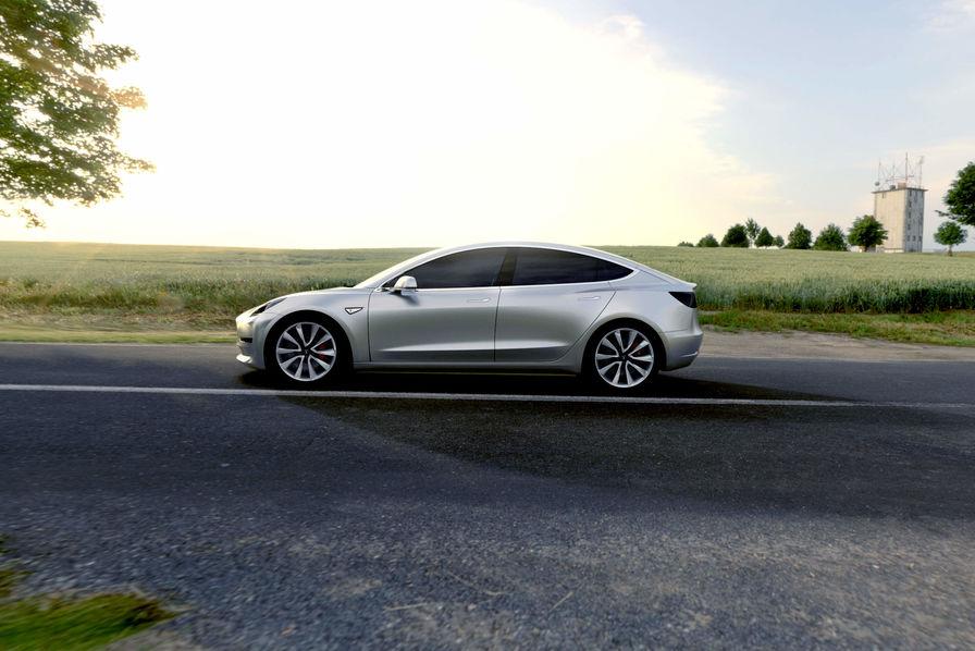 Tesla maintient ses objectifs de production du Model 3