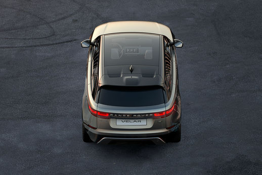 [Photo] Land Rover dévoile son Range Rover Velar en amont du Salon de Genève