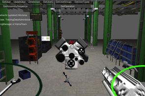 DFKI Vistra - Réalité Virtuelle