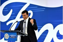 Pourquoi Ford se sépare de son patron Mark Fields