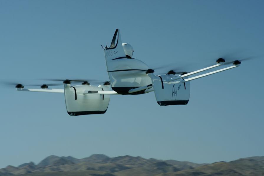 La première voiture volante sans permis bientôt commercialisée