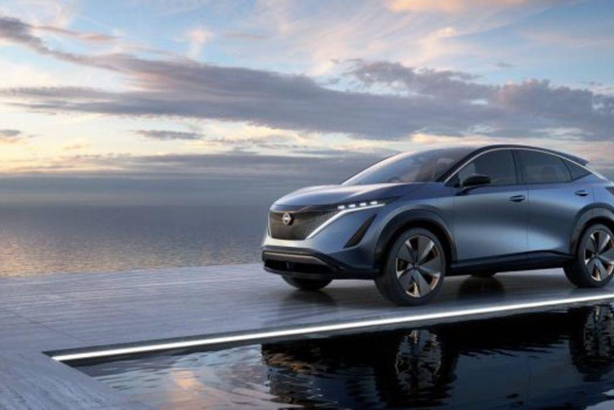 Le nouveau SUV électrique Ariya de Nissan pour oublier la crise