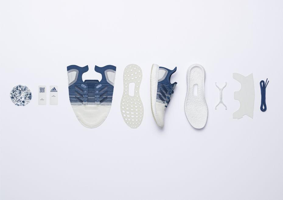Adidas lance sa deuxième génération de chaussures 100
