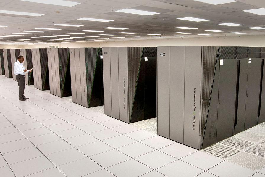 Les Etats-Unis investissent 1,8 milliard de dollars dans de nouveaux supercalculateurs exaflopiques