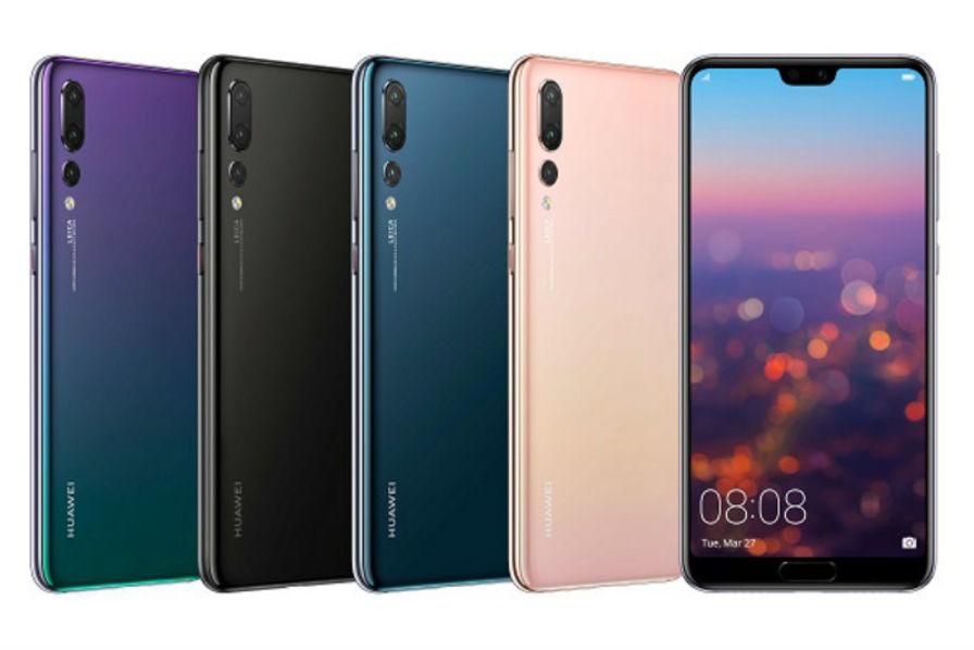 Ventes de smartphones: Huawei dépasse Apple pour la première fois
