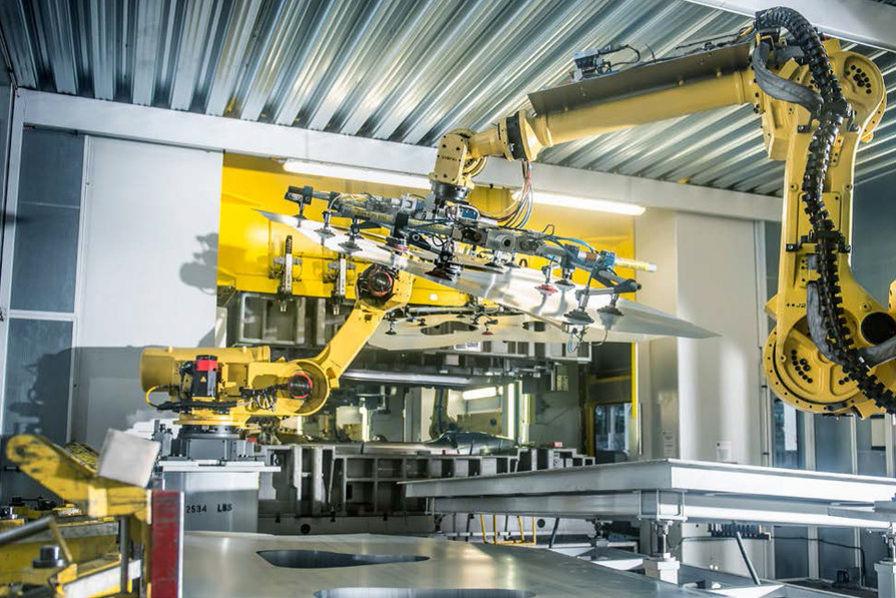 Industrie du futur intelligence artificielle r sultats for Salon industrie du futur