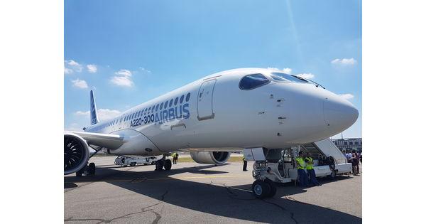 La défaillance grave d'un moteur d'Airbus A220 contraint la compagnie Swiss Air à suspendre des vols