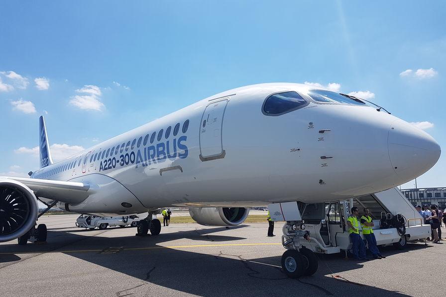 JetBlue Airways confirme une commande de 60 avions A220-300 — AIRBUS
