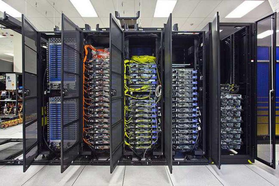 server machine