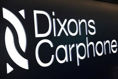Dixons Carphone attend un bénéfice en baisse en 2018/2019
