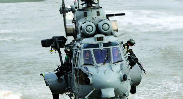[L'armée de l'Air anticipe ses commandes pour soutenir Airbus Helicopters] - Usine Nouvelle
