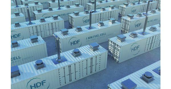Comment Hydrogène de France va produire des piles à combustible géantes à Bordeaux
