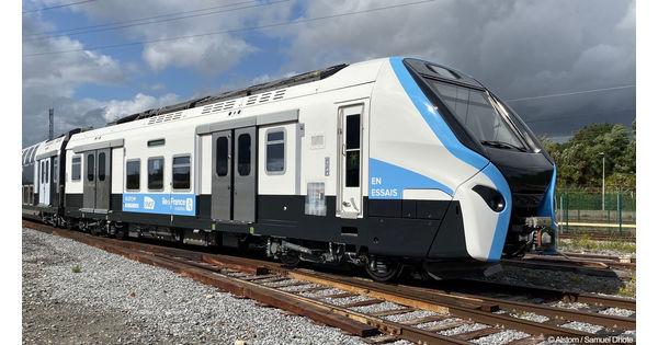 [En images] Le futur RER des lignes D et E enfin dévoilé