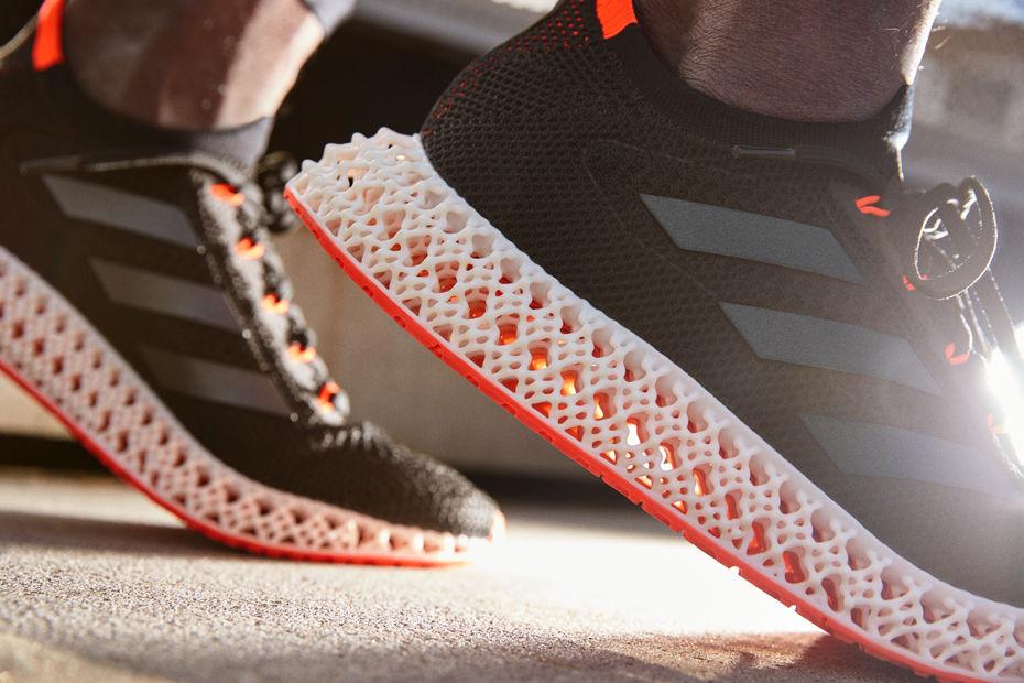 Adidas mise sur l'impression 3D pour ses nouvelles baskets de running