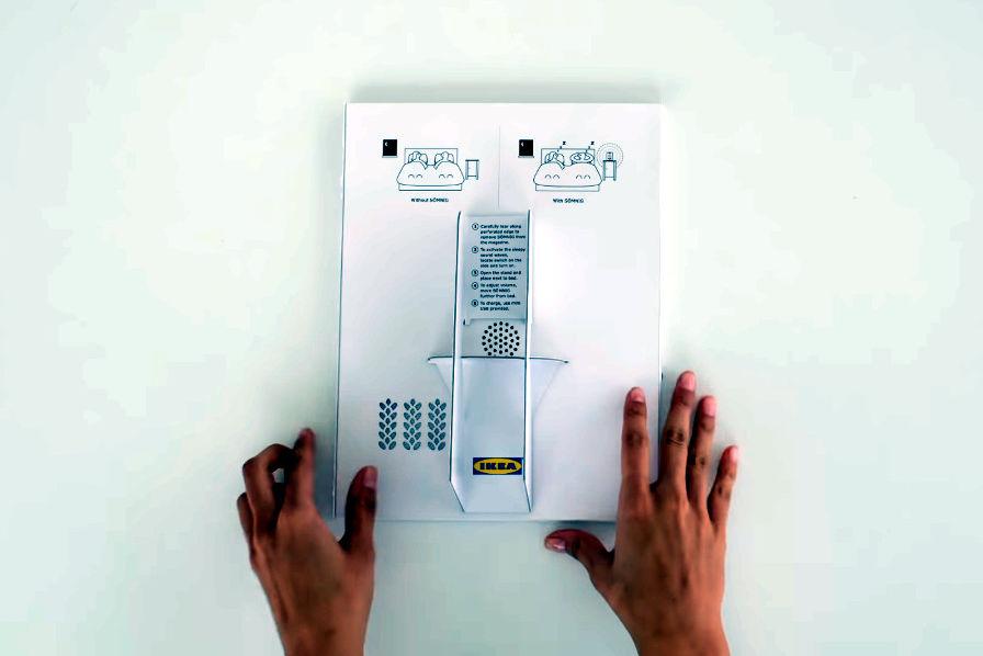 Ikea Le Papier l industrie c est fou cette publicité papier d ikea va vous