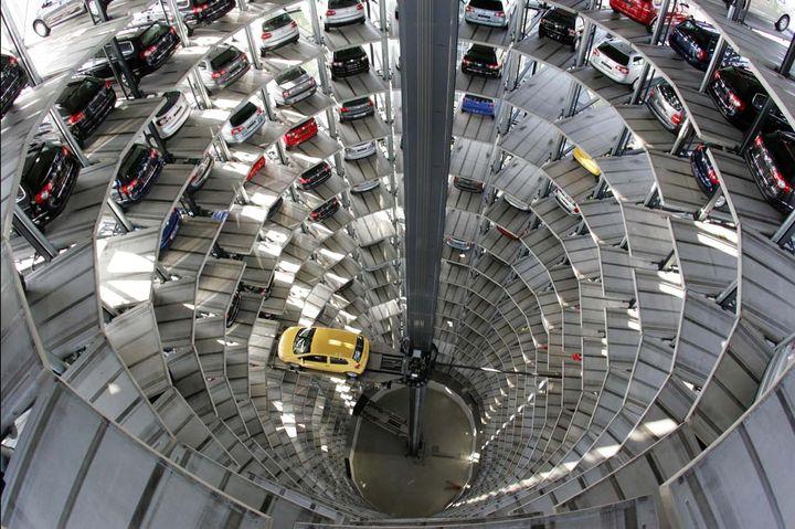 Le Groupe Volkswagen Vend Moins De Voitures Mais Ce N Est